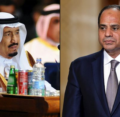 Cairo & Riyadh standoff – political displacement and the new axis...