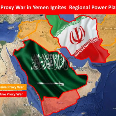 Saudi/Iranian war could send oil surging and impoverish the world!