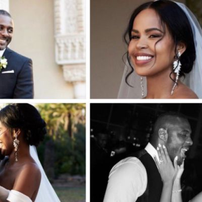 Idris and Sabrina show the world that black love is still alive!
