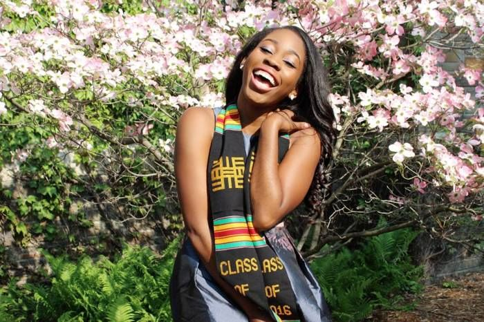 Only Black Woman in Cornell's 2016 Class of Chemical Engineers Share's her story
