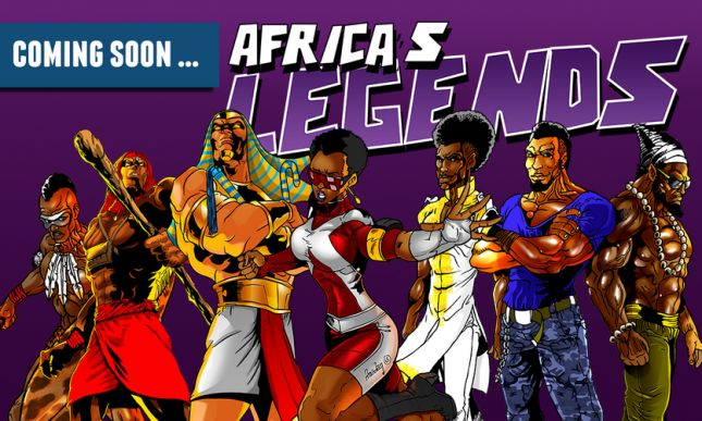 Ghana-Based Digital Arts Company Brings African Folklore to Life