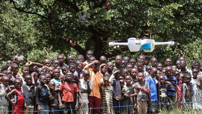 Africa's first humanitarian drone corridor brought to life in Malawi