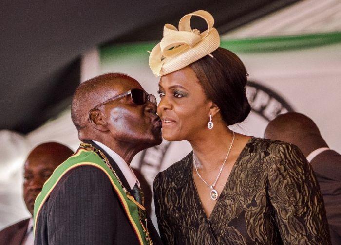 MUGABE UNDER SEIGE!